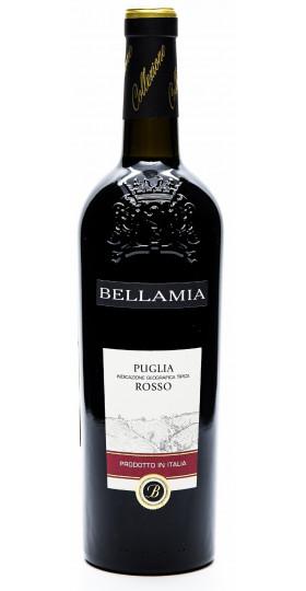 "Вино ""Bellamia"" Puglia Rosso IGT"