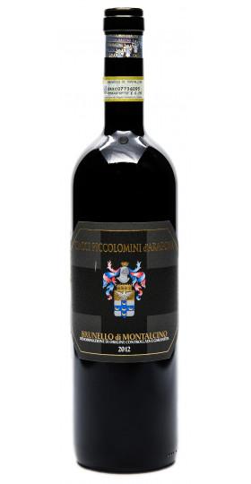 Вино Ciacci Piccolomini d'Aragona, Brunello di Montalcino DOC, 2012