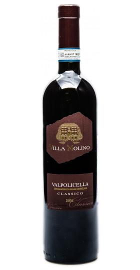 """Вино Sartori, """"Villa Molino"""" Valpolicella Classico DOC, 2017, 0.75 л"""