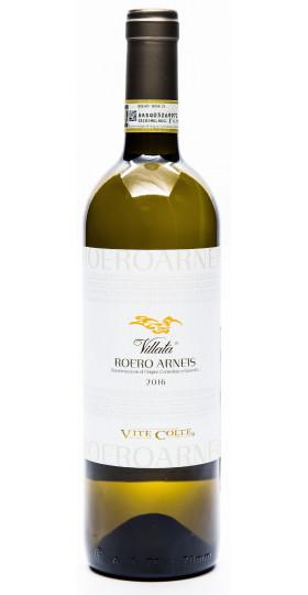 """Вино Terre da Vino, """"Villata"""" Roero Arneis DOCG, 2016"""