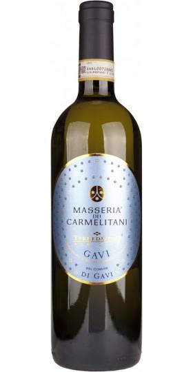 "Вино ""Masseria dei Carmelitani"", Gavi di Gavi DOCG, 2019, 0.75 л"