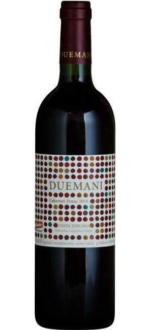 "Вино ""Duemani"", Toscana IGT, 2016, 0.75 л"