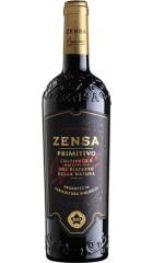 Вино Zensa, Primitivo Otganic IGP, 0.75 л