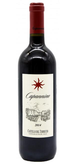 "Вино Castello del Terriccio, ""Capannino"", Toscana IGT, 2014, 0.75 л"