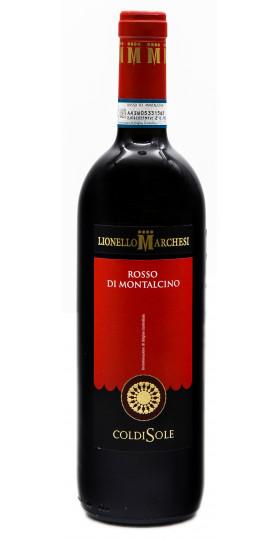 """Вино Lionello Marchesi, """"ColdiSole"""" Rosso di Montalcino DOCG"""