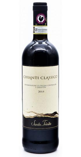 """Вино Chiantigiane, """"Santa Trinita"""" Chianti Classico DOCG"""
