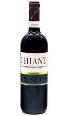 """Вино Tenuta Cantagallo, """"Enseda"""", Chianti DOCG, 2018, 0.75 л"""