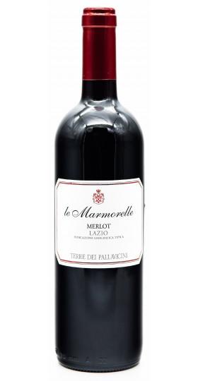 """Вино Pallavicini, """"Le Marmorelle"""" Merlot, Lazio IGT, 2015"""