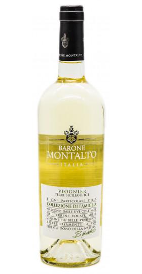 Вино Barone Montalto Viognier, Collezione di Famiglia