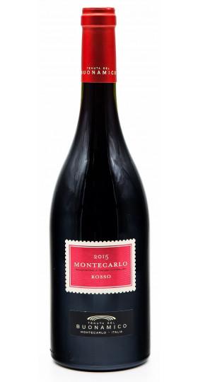 Вино Tenuta del Buonamico, Montecarlo DOC Rosso DOC, 2015