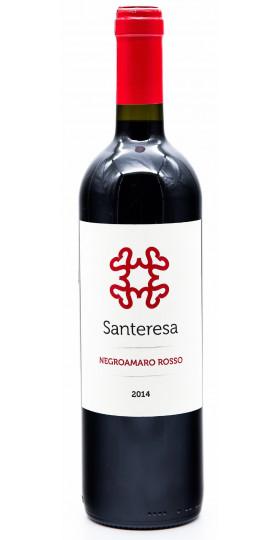 """Вино """"Santeresa"""" Negroamaro Rosso, Salento IGT"""
