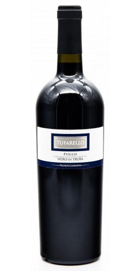 """Вино """"Tufarello"""" Nero di Troia, Puglia IGP, 2015"""