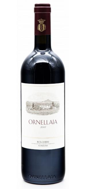 """Вино """"Ornellaia"""", Bolgheri Superiore DOC, 2018, 0.75 л"""