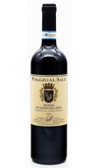"""Вино """"Poggio al Sale"""" Rosso di Montalcino, 0.75 л"""