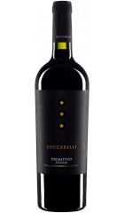 "Вино ""Luccarelli"" Primitivo, Puglia IGP, 2018, 0.75 л"