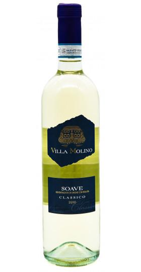 """Вино Sartori, """"Villa Molino"""" Soave Classico DOC, 2016"""
