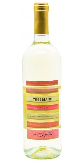 Вино La Sagrestana Trebbiano Romagna, 2015