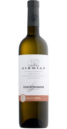 "Вино ""Castel Firmian"" Gewurztraminer, Trentino DOC, 2017"