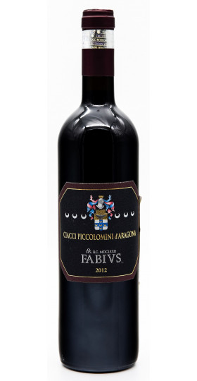 "Вино Ciacci Piccolomini d'Aragona, ""Fabivs"", Sant'Antimo DOC"