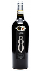 """Вино """"80 Anni"""", Barbera d'Asti Superiore, 2013, 0.75 л"""