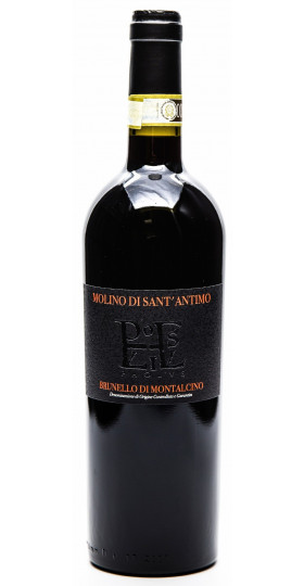 Вино Brunello di Montalcino DOCG, 2012
