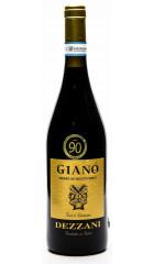 """Вино Dezzani, """"Giano"""" Dolcetto, Merlot Piemonte DOC, 2015, 0.75 л"""