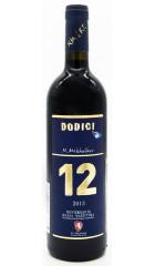"""Вино La Madonna, """"12"""" Dodici, Monteregio di Massa Marittima DOC, 2013"""