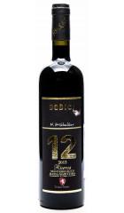 """Вино La Madonna, """"12"""" Dodici Riserva, Monteregio di Massa Marittima DOC, 2013"""