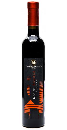"Вино ""Dolci Parole"", Passito Rosso, Toscana, 2015"