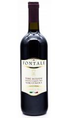 Вино Nero d'Avola, Terre Siciliane, Fontale