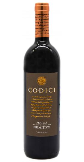 "Вино ""Codici"" Primitivo, Puglia IGT"