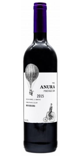 Вино Anura, Pinotage Oak