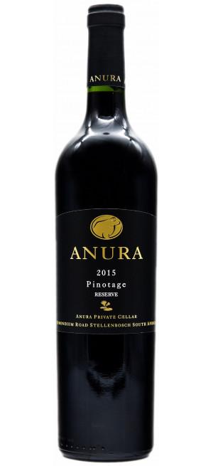 Вино Anura, Pinotage...