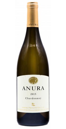 Вино Anura, Chardonnay, 2015