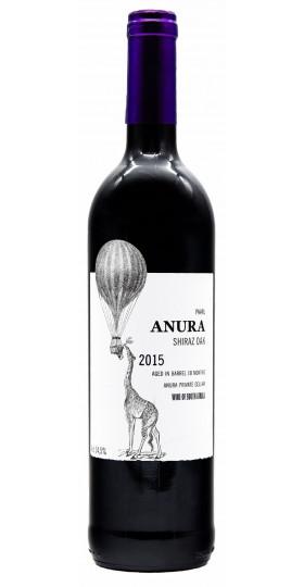 Вино Anura, Shiraz Oak, 2015