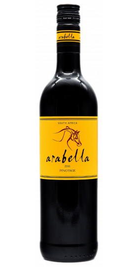 Вино Arabella, Pinotage, 2016