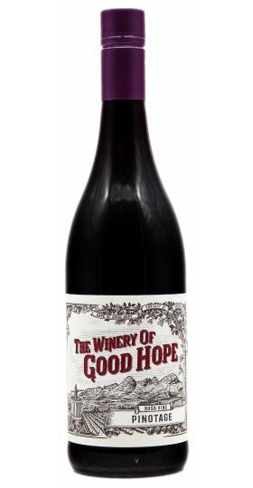 Вино The Winery of Good Hope, Bush Vine Pinotage