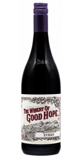 Вино The Winery of Good Hope, Bush Vine Mountainside Shiraz