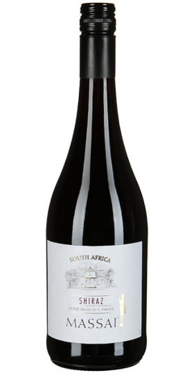 "Вино ""Massai"" Shiraz, 2014"