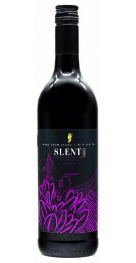 """Вино Ayama, """"Slent"""" Pinotage-Shiraz, 2014"""