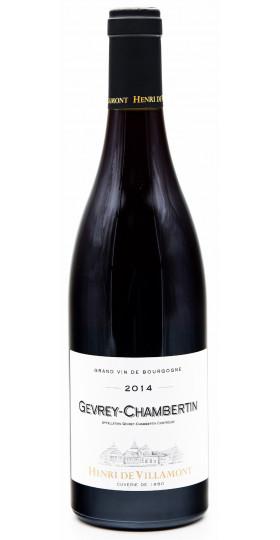 Вино Henri de Villamont, Gevrey-Chambertin AOC, 2014