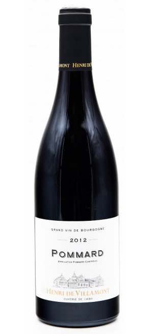 Вино Henri de Villamont, Pommard AOC, 2014