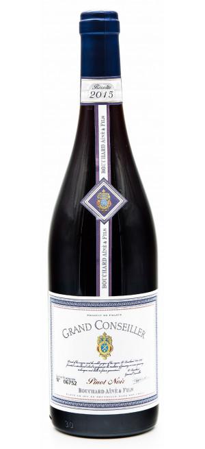 """Вино Bouchard Aine & Fils, """"Grand Conseiller"""" Pinot Noir"""