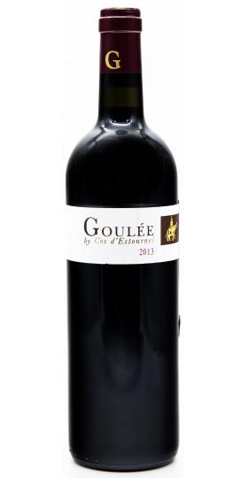 """Вино Chateau Cos d'Estournel, """"Goulee"""", Medoc AOC, 2013"""