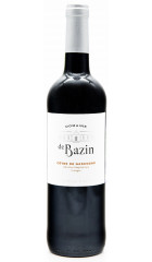 Вино Domaine de Bazin, Cotes de Gascogne Rouge, 0.75 л