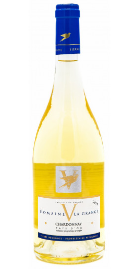 Вино Domaine La Grange, Chardonnay, Pays d'Oc IGP