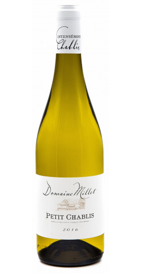 Вино Domaine Millet, Petit Chablis AOC