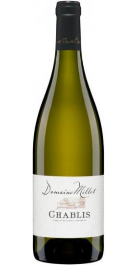 Вино Domaine Millet, Chablis AOC