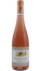Вино Domaine Moncourt, Cabernet d'Anjou AOC, 2017