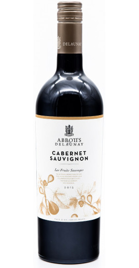 Вино Abbotts & Delaunay, Cabernet Sauvignon, Pays d'Oc IGP, 0.75 л